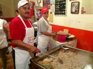 Tacos de Tripa Ramiro de Tepito