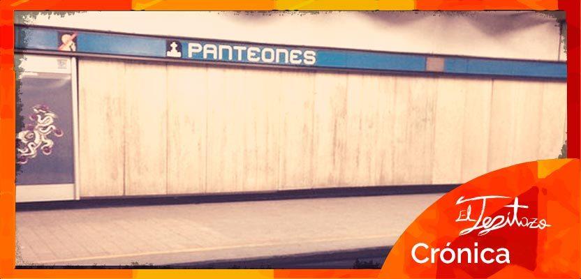 Crónica Metro Panteones