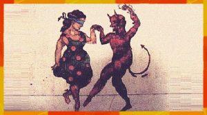 Leyenda de la Mujer que bailó con el Diablo