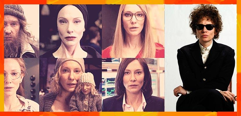 Cate Blanchett personajes