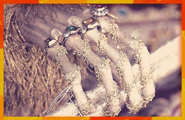la mano peluda leyenda